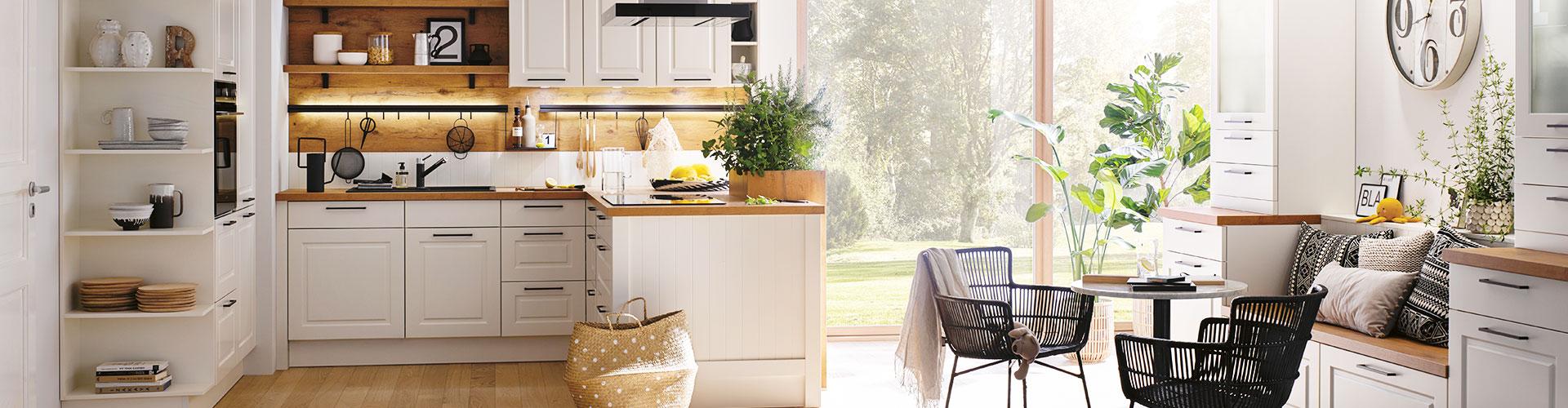Headerbild Landhaus Küchen