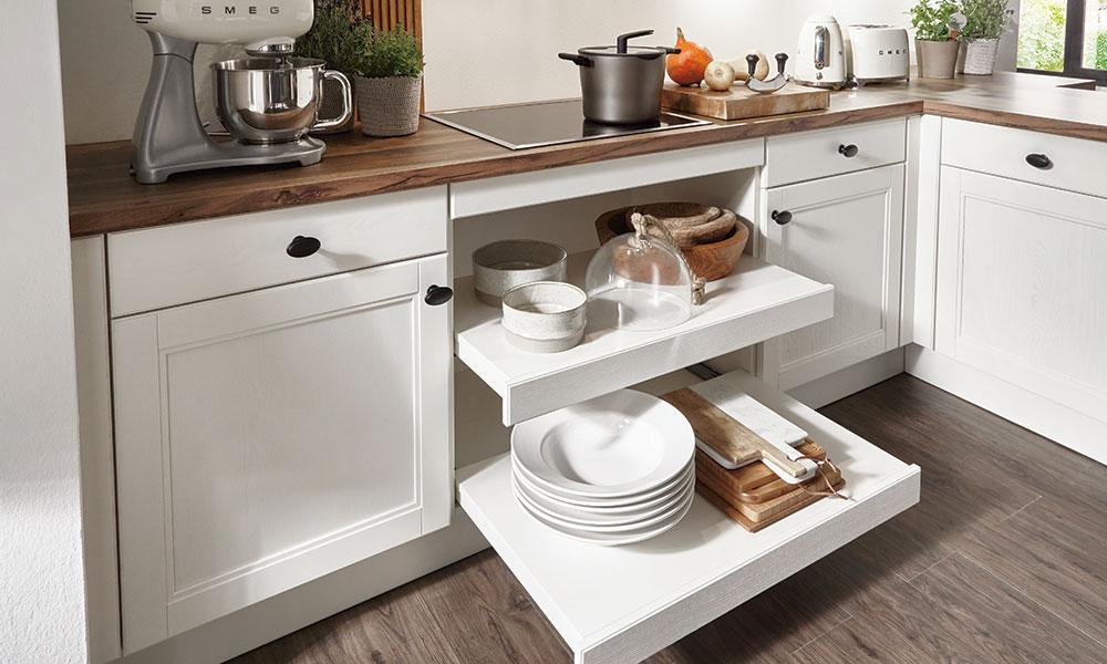 Landhaus Küchen Extras